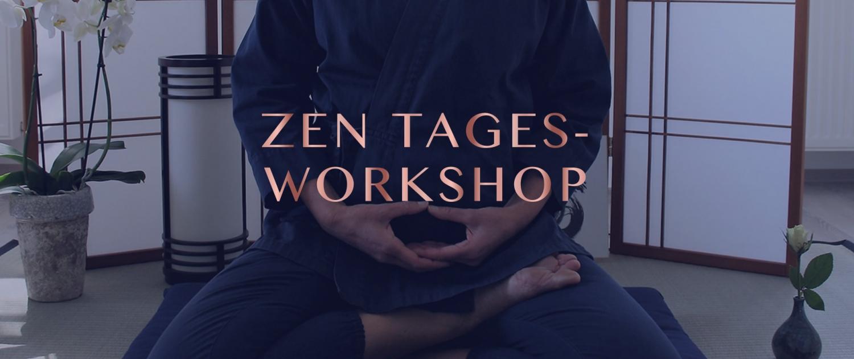 Zen, Zazen, Meditation in Hallein
