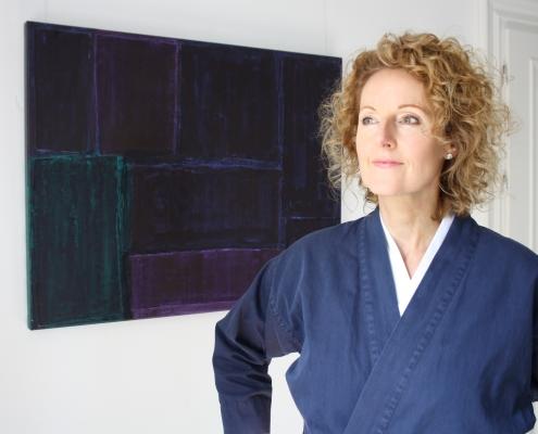 Claudia Petschnig ist Zen-Trainerin und Yoga-Lehrerin