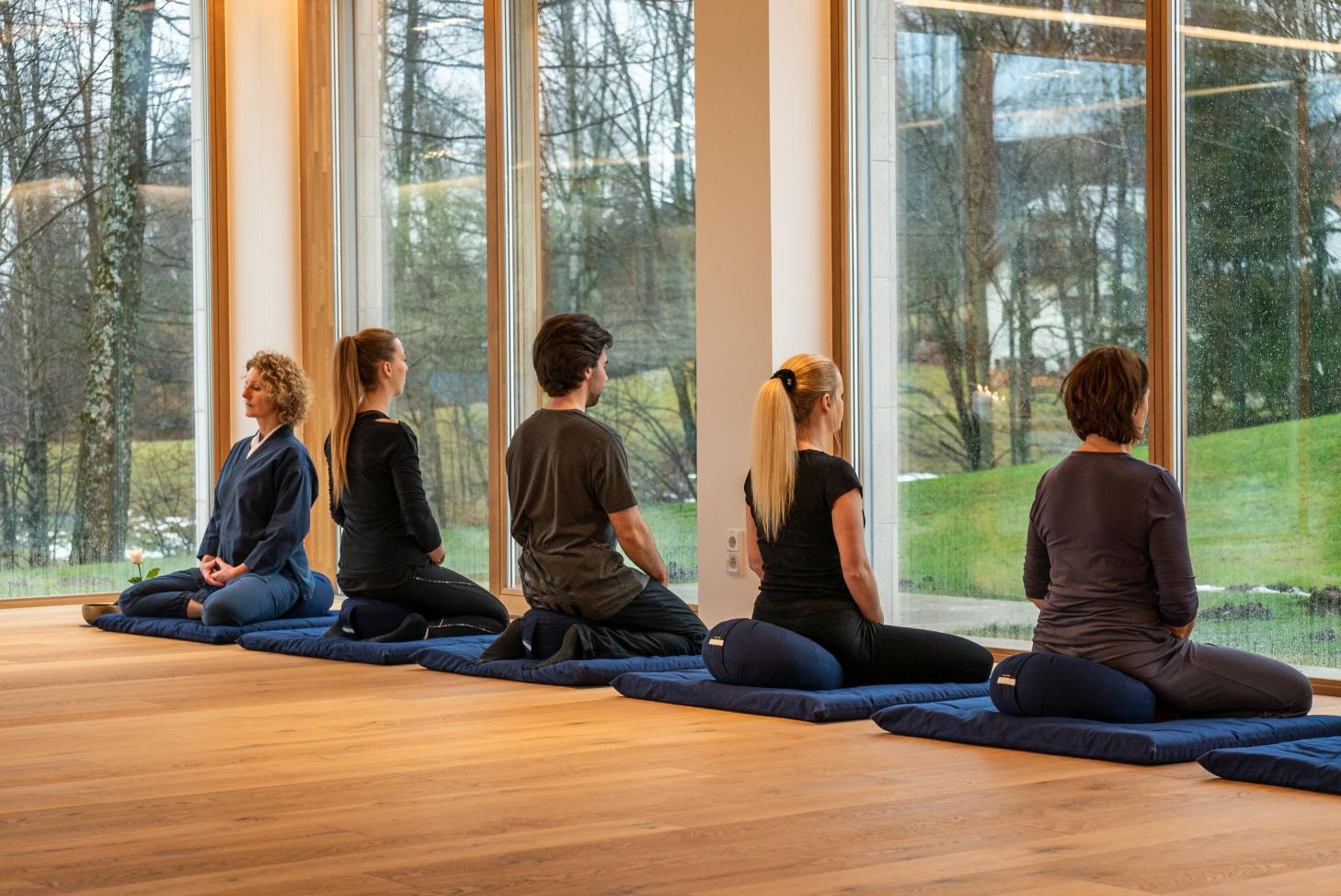 Zen & Yoga 3-Tages-Retreat