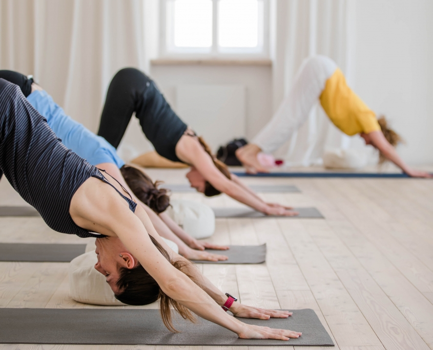 Sivananda Yoga in Hallein