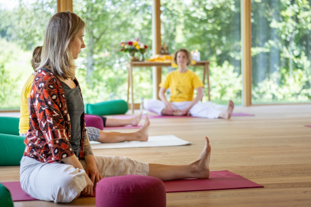 Zen und Yoga Retreat